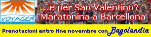 Mezza maratona di Barcellona con Bagolandia
